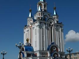 Собор Успенской Божией матери на Комсомольской площади