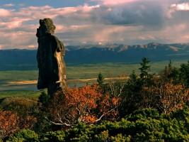Амурские столбы: Камень-Шаман